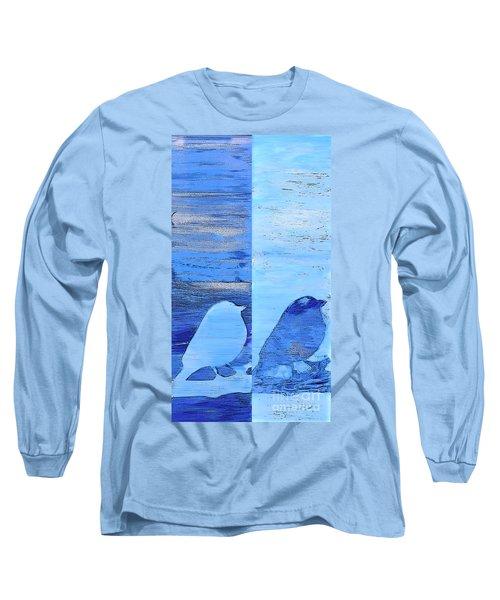 Bluebirds Long Sleeve T-Shirt