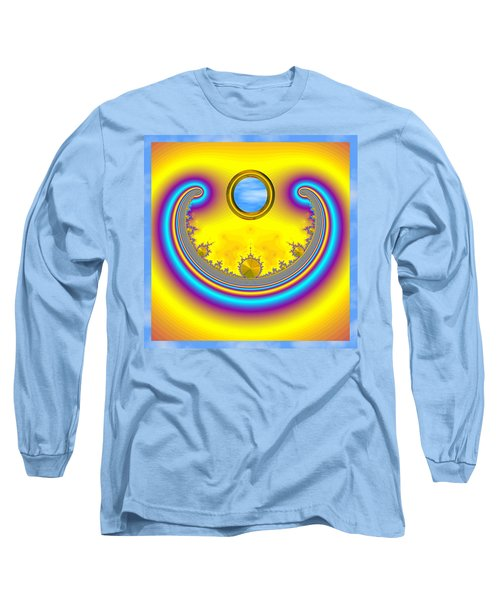 Bobby's Blue Skies Long Sleeve T-Shirt
