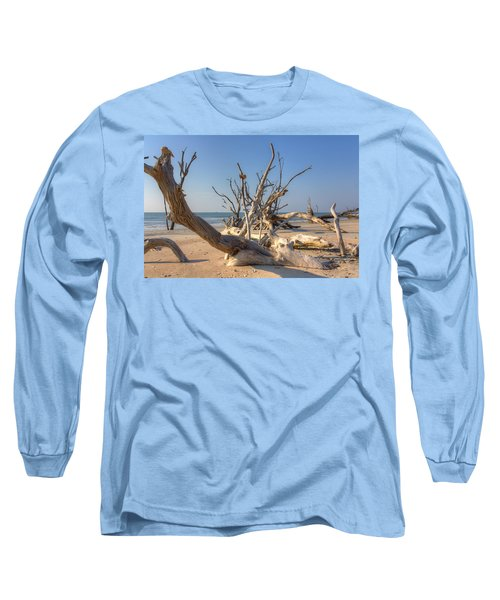 Boneyard Beach Long Sleeve T-Shirt