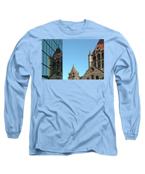Boston Unity Reflected 2853 Long Sleeve T-Shirt