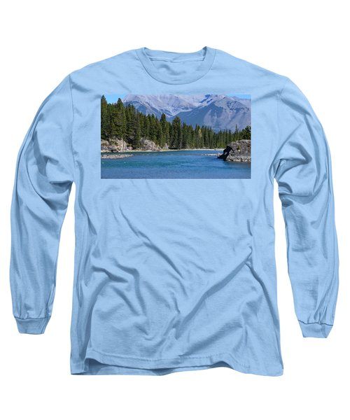 Bow River  Long Sleeve T-Shirt