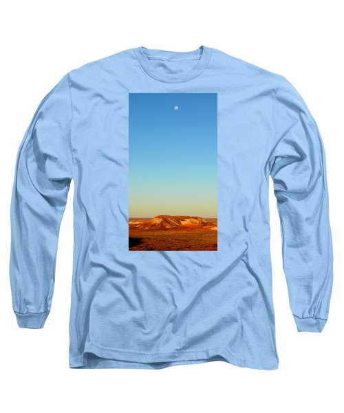 Long Sleeve T-Shirt featuring the photograph Breakaways by Evelyn Tambour