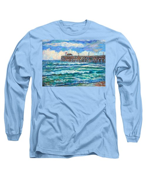 Breakers At Pawleys Island Long Sleeve T-Shirt