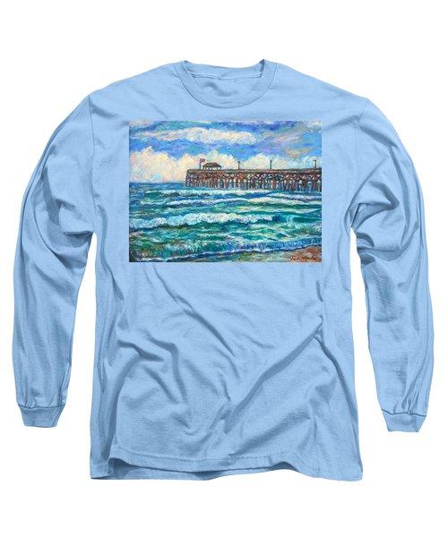 Breakers At Pawleys Island Long Sleeve T-Shirt