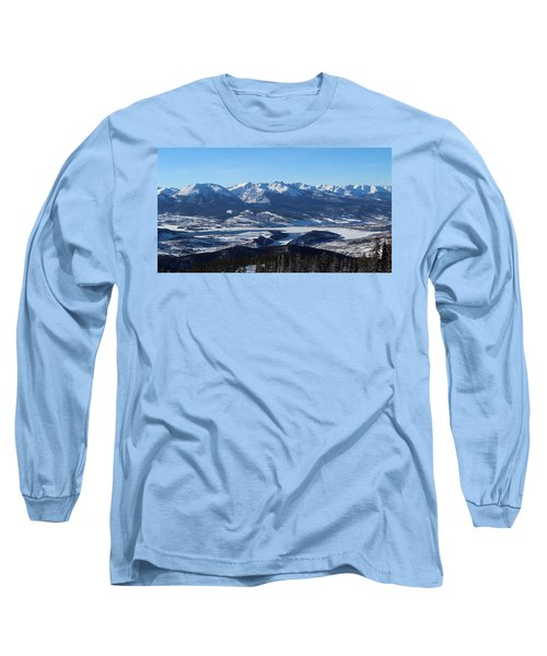 Breathtaking View Long Sleeve T-Shirt