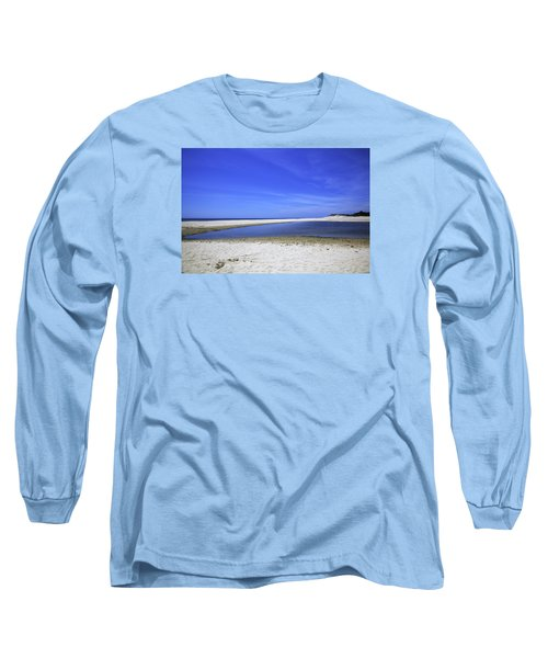 Bridgehampton Sky Long Sleeve T-Shirt