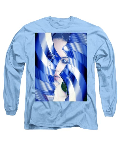 Broken Mirror Broken Dreams Long Sleeve T-Shirt