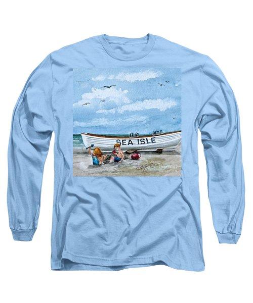 Buddies In Sea Isle City 2 Long Sleeve T-Shirt