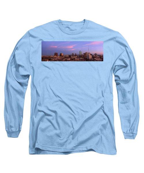 Buildings In A City, Phoenix, Maricopa Long Sleeve T-Shirt