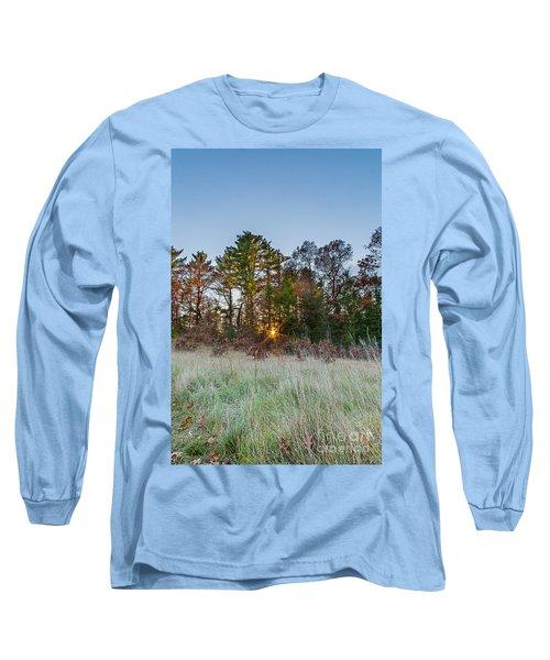 Burst Thru The Woods Long Sleeve T-Shirt
