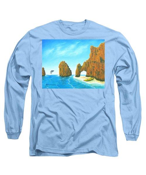 Cabo San Lucas Mexico Long Sleeve T-Shirt
