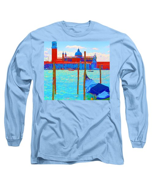 Channeling Matisse   Long Sleeve T-Shirt by Ira Shander