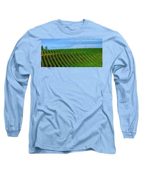 Chardonnay Sky 17990 Long Sleeve T-Shirt