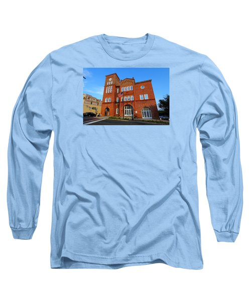 Chester City Hall Long Sleeve T-Shirt