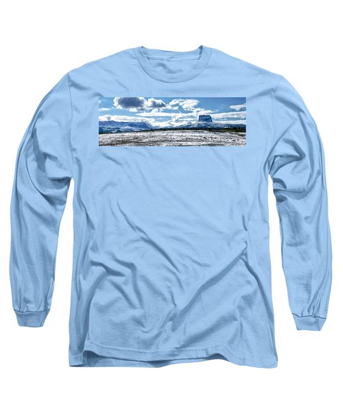 Chief Of The Mountains Long Sleeve T-Shirt