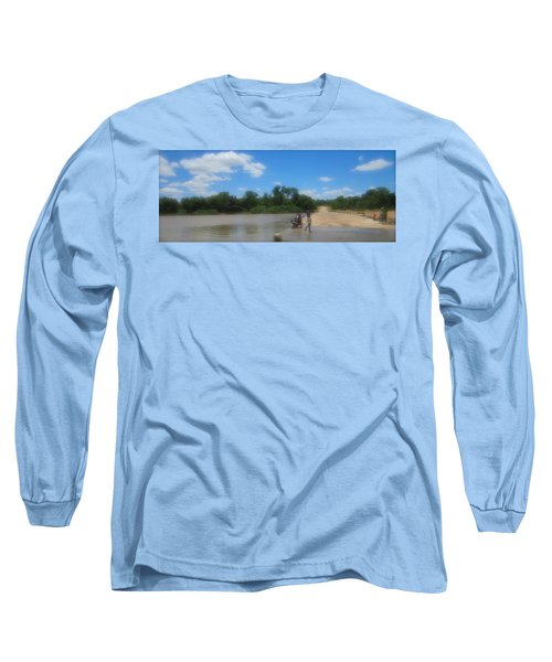 Chilonga Bridge Long Sleeve T-Shirt