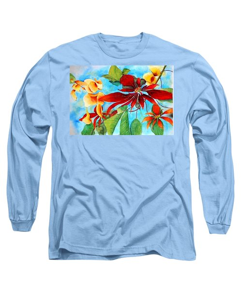 Christmas All Year Long Long Sleeve T-Shirt