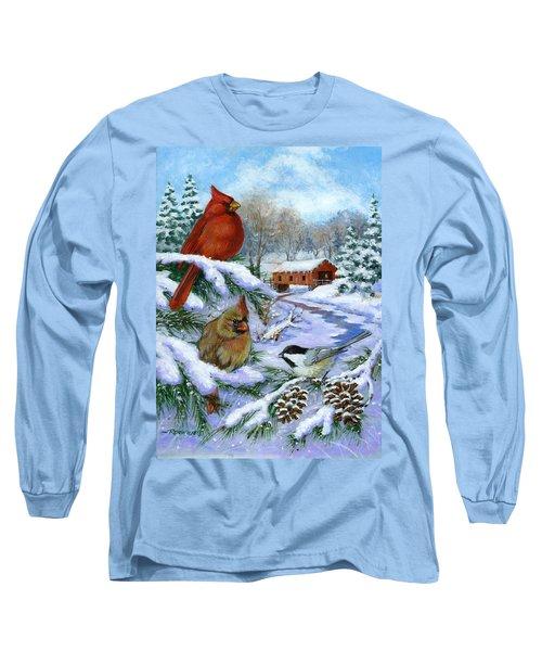 Christmas Creek Long Sleeve T-Shirt