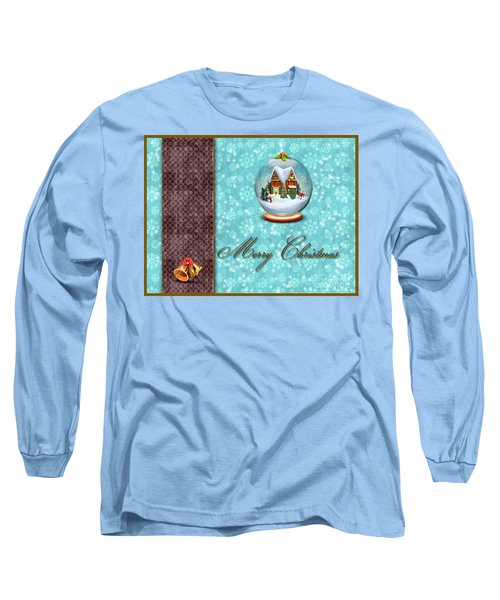 Christmas Card 13 Long Sleeve T-Shirt