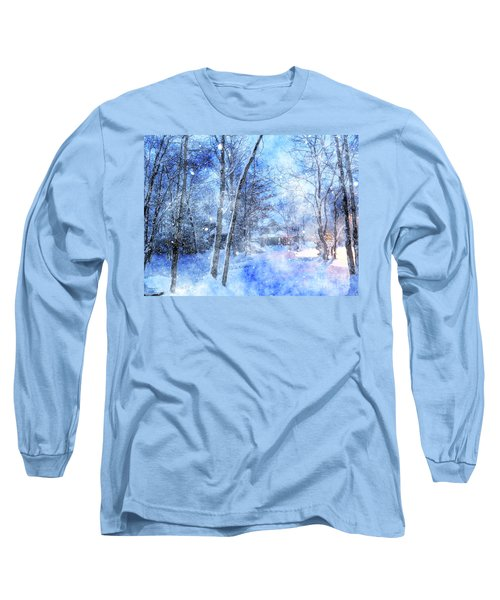 Christmas Wishes Long Sleeve T-Shirt