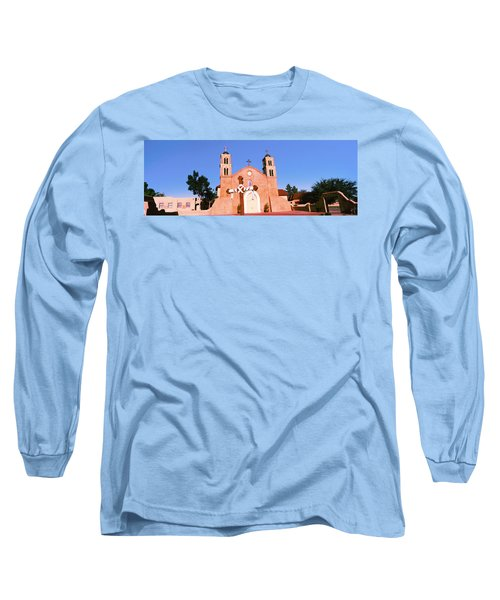 Church In A City, San Miguel Mission Long Sleeve T-Shirt