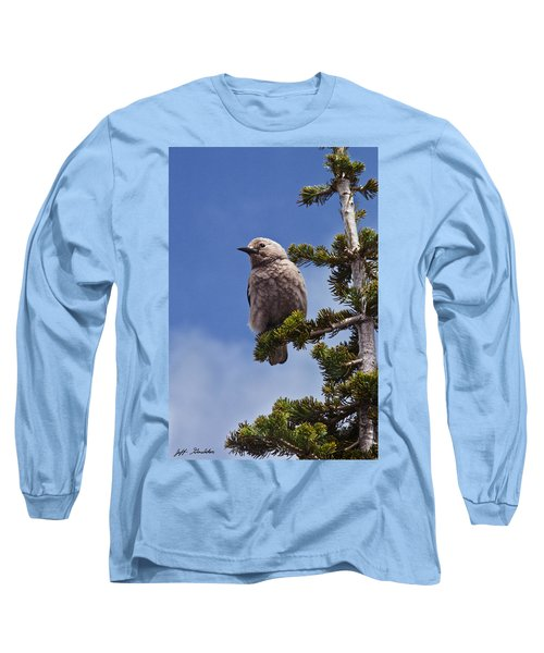 Clark's Nutcracker In A Fir Tree Long Sleeve T-Shirt