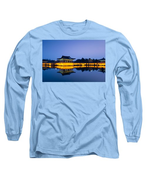 Clear And Beautiful Long Sleeve T-Shirt