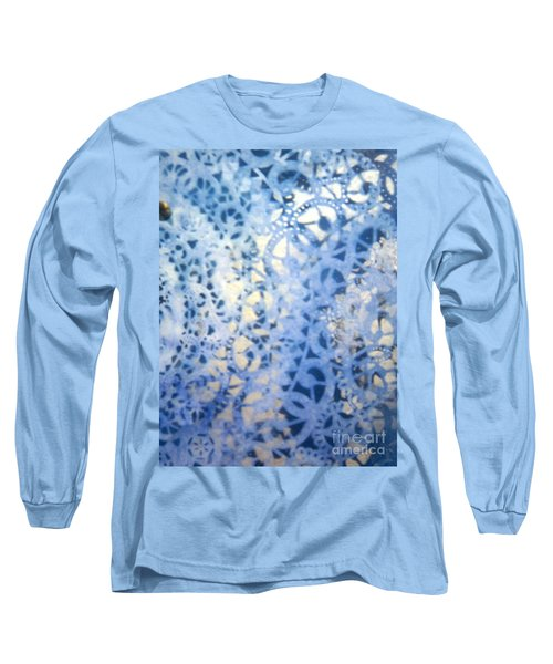 Clipart 009 Long Sleeve T-Shirt by Luke Galutia