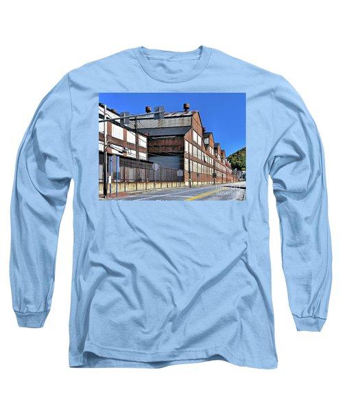 Closed Steel Mill Long Sleeve T-Shirt