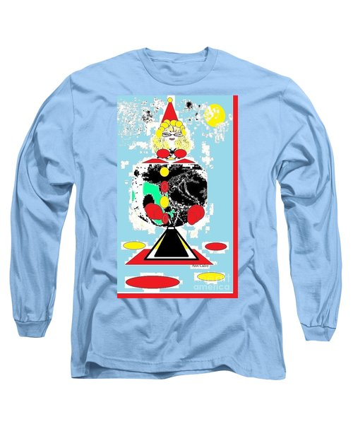 Clowning Around Long Sleeve T-Shirt