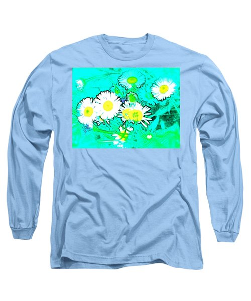 Long Sleeve T-Shirt featuring the photograph Color 7 by Pamela Cooper