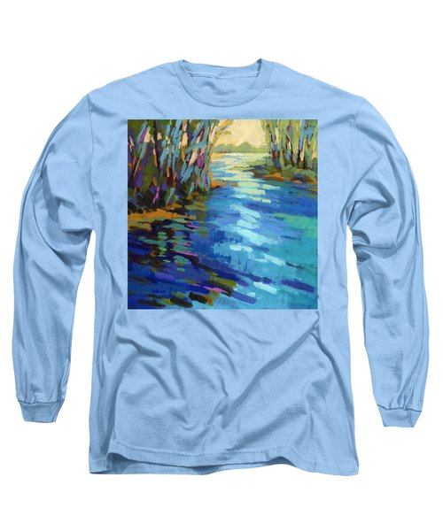 Colors Of Summer 9 Long Sleeve T-Shirt