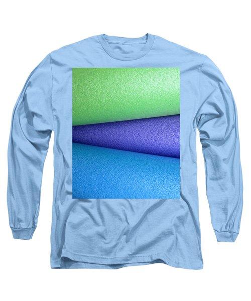 Colorscape Tubes B Long Sleeve T-Shirt