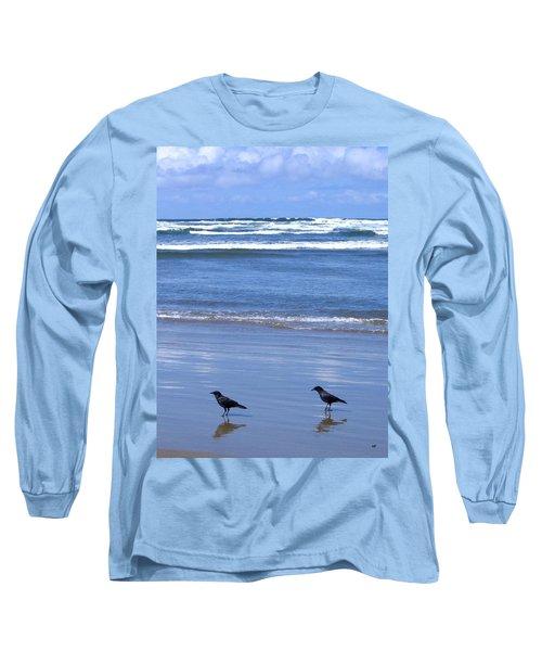 Companion Crows Long Sleeve T-Shirt