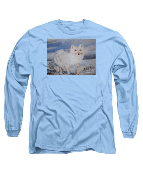 Cool Fox Long Sleeve T-Shirt