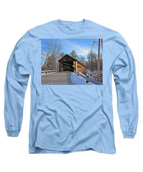Coombs Covered Bridge Long Sleeve T-Shirt