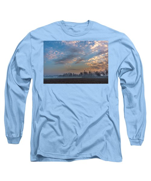 Crawling Mist Long Sleeve T-Shirt
