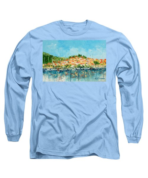 Croatia - Split Long Sleeve T-Shirt