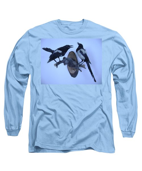 Crows Long Sleeve T-Shirt