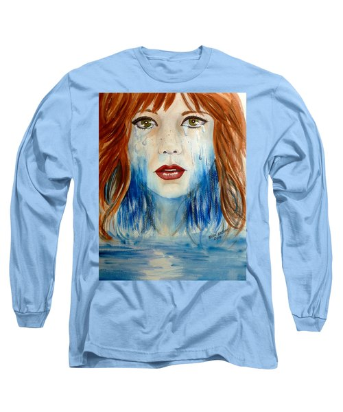 Crying A River Long Sleeve T-Shirt