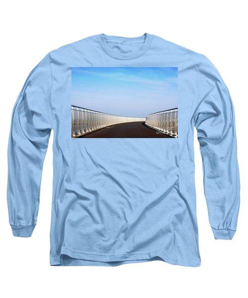 Curved Bridge Long Sleeve T-Shirt