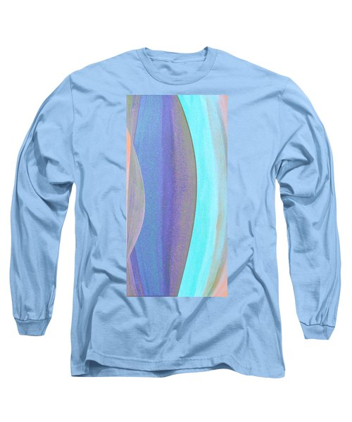 Curves1 Long Sleeve T-Shirt