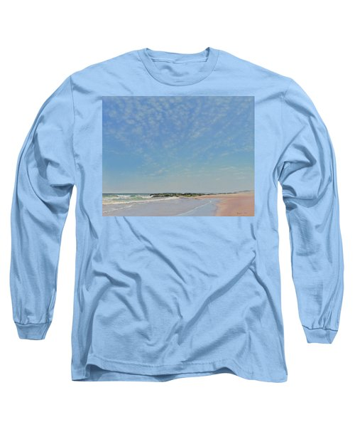 Dancing Sky In April Long Sleeve T-Shirt