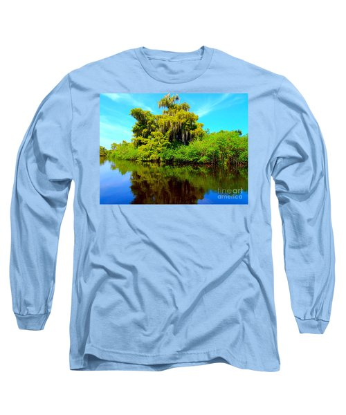 Dancing Willow Long Sleeve T-Shirt
