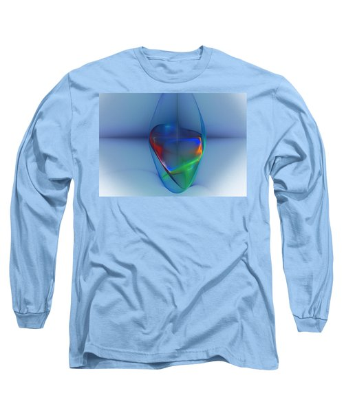Dark Matter And Gravity Waves Revealed Long Sleeve T-Shirt