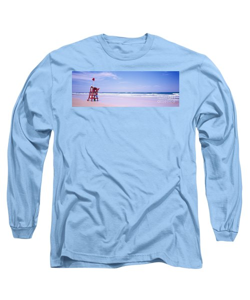 Daytona Beach Fl Life Guard  Long Sleeve T-Shirt