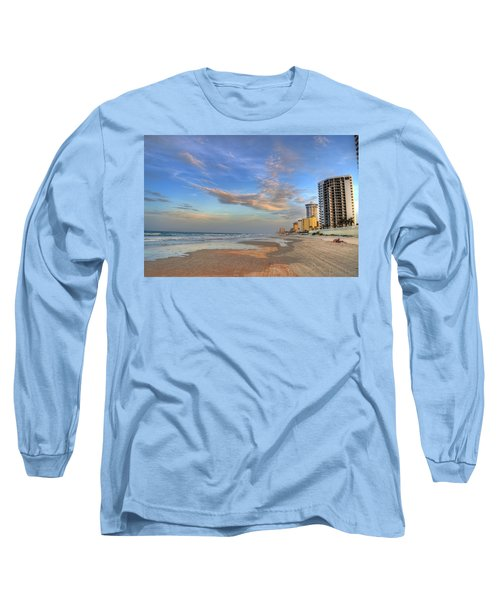 Daytona Beach Shores Long Sleeve T-Shirt
