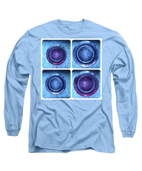Long Sleeve T-Shirt featuring the photograph Deep Thoughts Part One by Sir Josef - Social Critic - ART