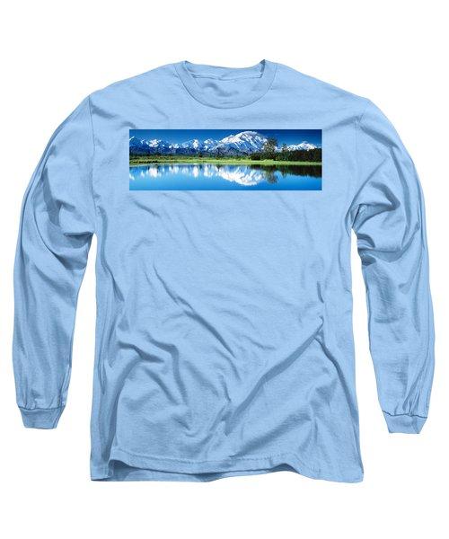 Denali National Park Ak Usa Long Sleeve T-Shirt