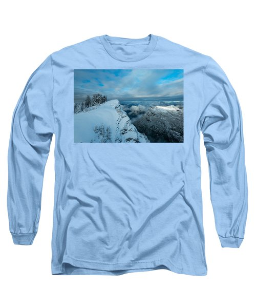 Dickerman Peak Long Sleeve T-Shirt